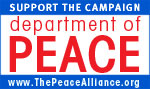 Support the Department of Peace